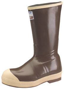 """Xtratuf 16"""" Copper Tan Neoprene Safety Boot Insulated"""