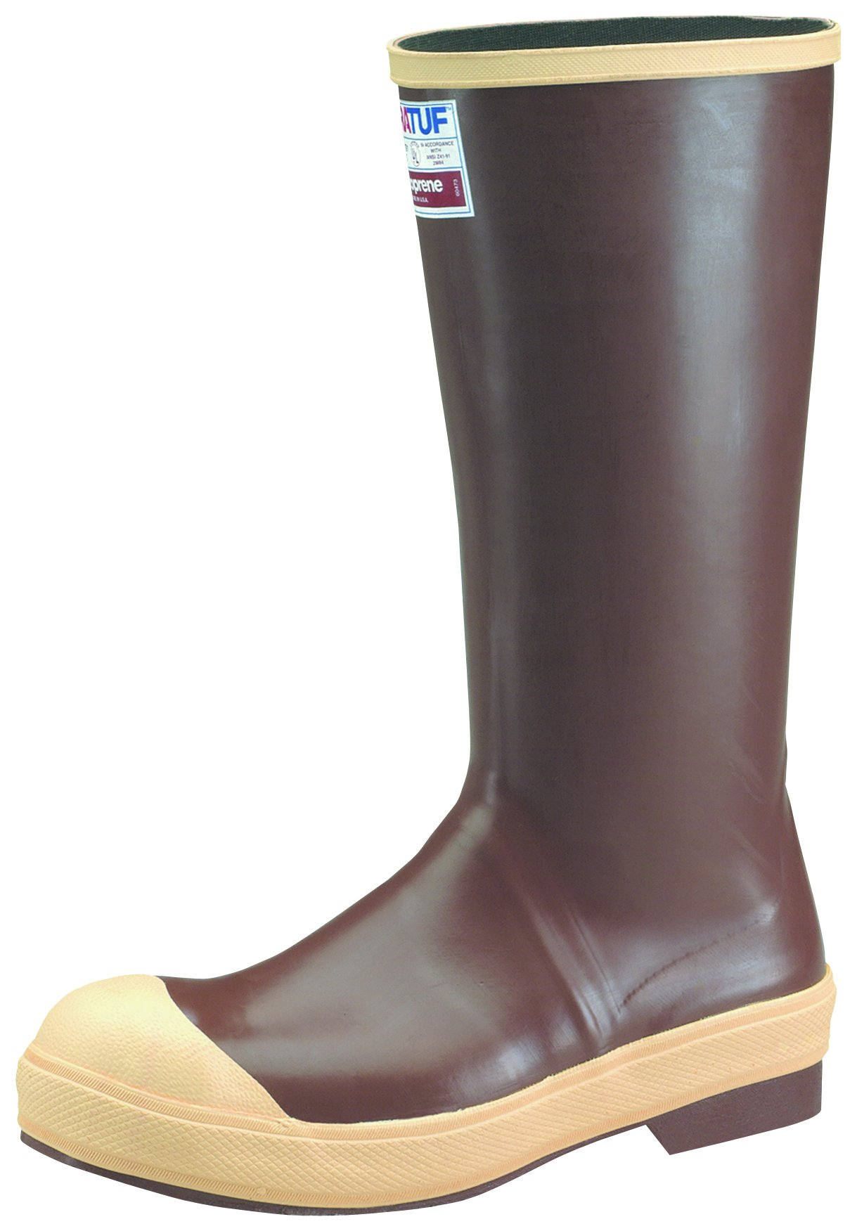 Xtratuf 16 Safety Boot Neoprene With Copper Color